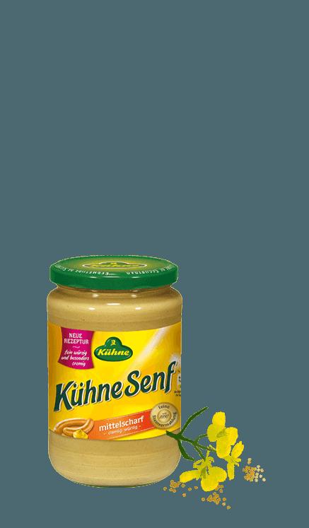 Medium Hot Mustard