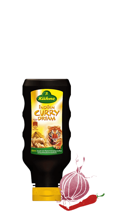 Indian Curry Dream Sauce