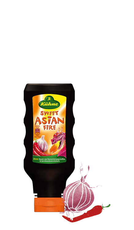 Sweet Asian Fire Sauce
