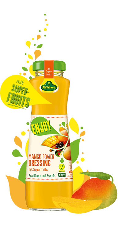 ENJOY Mango Power Dressing