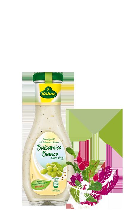 Balsamic Bianco Dressing