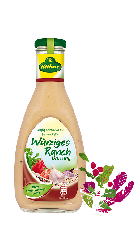 Aromatic Ranch Dressing