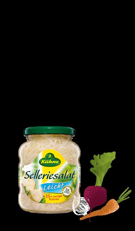 Celery Salad light