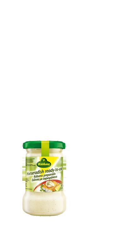Horseradish ready-to-use
