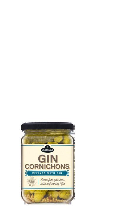 Gin Cornichons