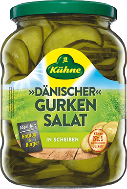 Cucumber Salad - Danish Style