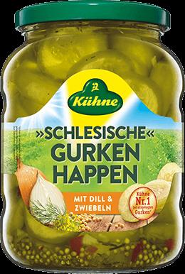 Silesian Cucumber Rounds