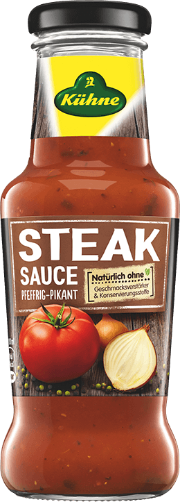 Steak Sauce Kuhne Made With Love