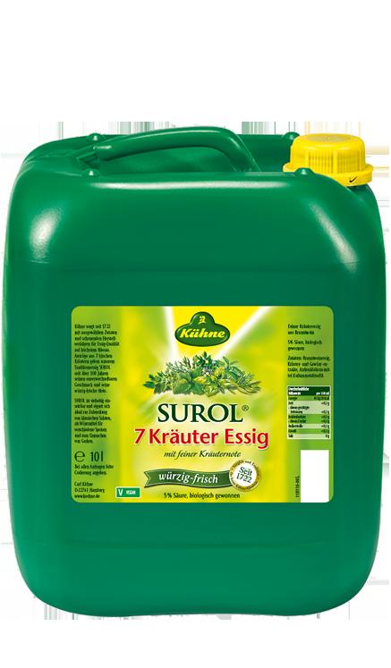 Surol 7 Herbs Vinegar