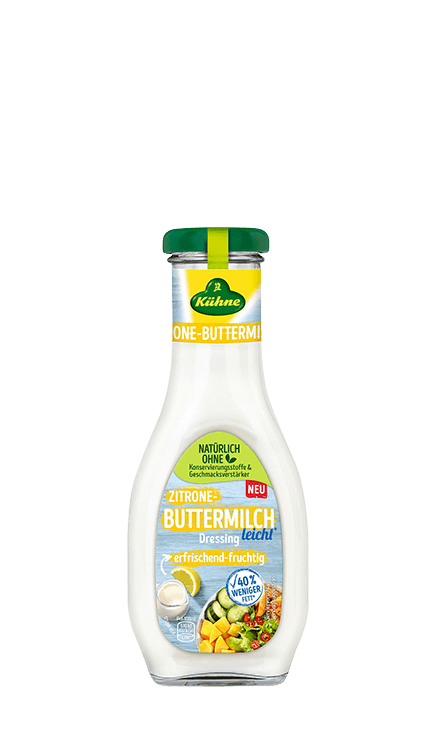 LEMON BUTTERMILK DRESSING