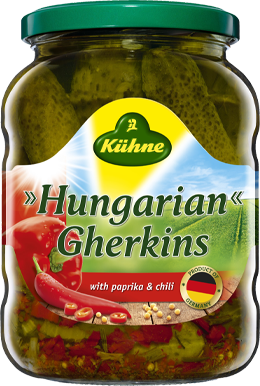 Hungarian Gherkins