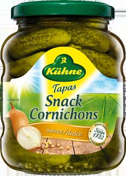Tapas Snack Cornichons sweet