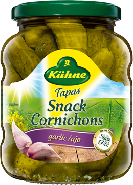 Tapas Snack Cornichons garlic