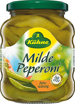 Mild Green Peppers