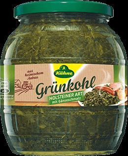 Barrel Green Kale