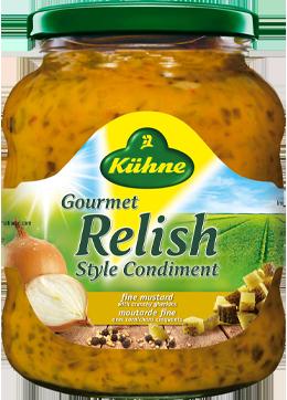 Relish Mustard