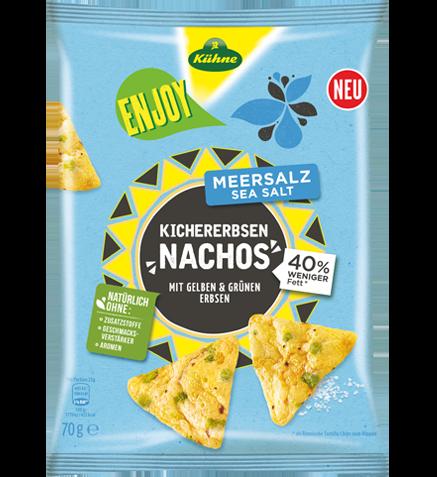 Enjoy Chickpeas-Nachos seasalt