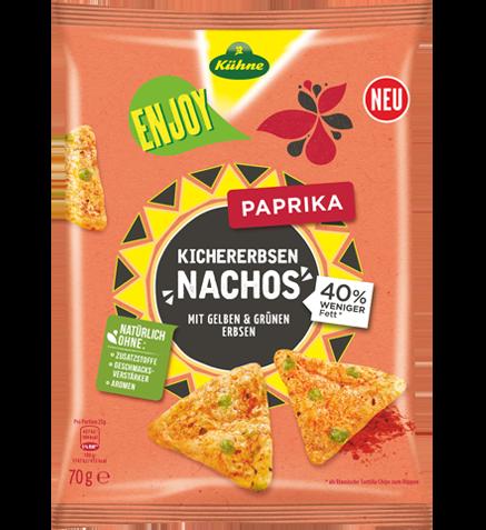 ENJOY Chickpeas-Nachos Paprika