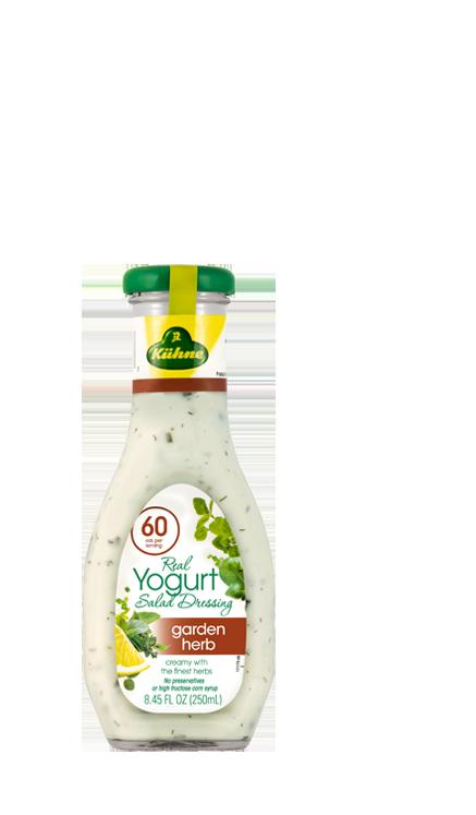Yoghurt & Garden Herbs Dressing