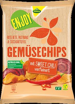ENJOY Vegetable Crisps with Sweet Chili