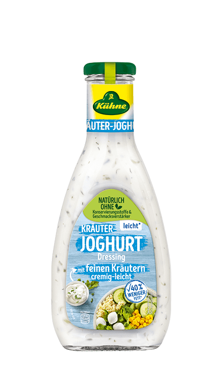 Yoghurt-Herbs Dressing light