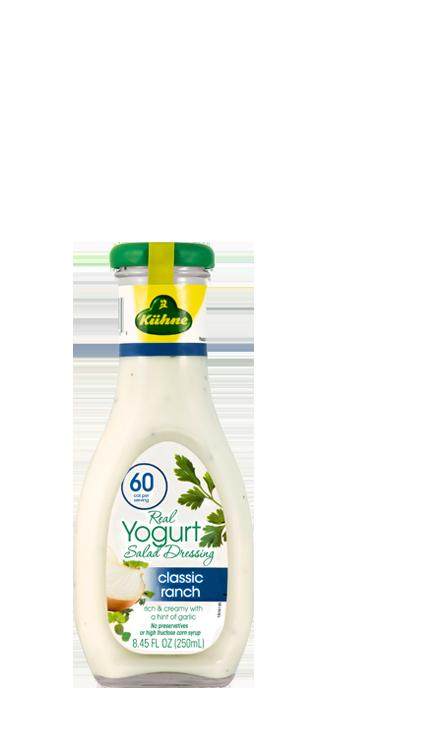 Yoghurt & Ranch Dressing