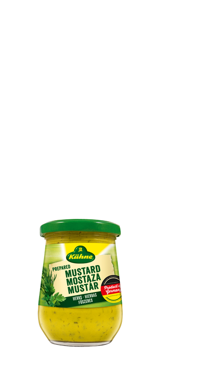 Mustard with Herbs